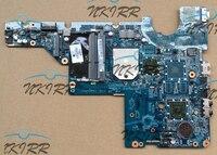 623915 001 592808 001 DA0AX2MB6E1 DA0AX2MB6E0 intergrated MotherBoard SYSTEM BOARD for Compaq presario CQ56 G56 CQ62 G62 CQ42