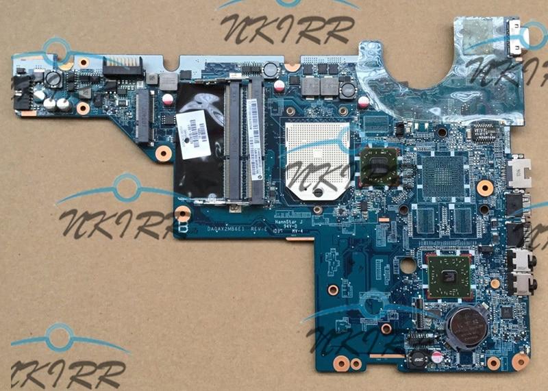 623915-001 592808-001 DA0AX2MB6E1 DA0AX2MB6E0 intergrated MotherBoard SYSTEM BOARD for Compaq presario CQ56 G56 CQ62 G62 CQ42