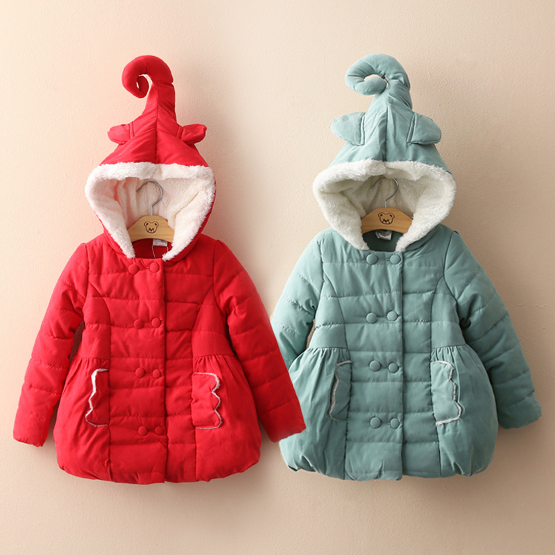 wt-3016 2017 Korean version of the new female elephant nose winter kids children with cashmere padded jacket lnrrabc soft silicon shape the nose shape straighten the bridge of the nose equipment nose care