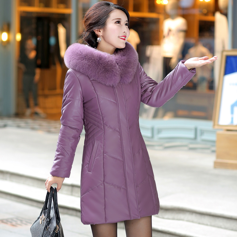 Fox Taille Vestes Okb189 navy Blue Femmes Cuir Black Duvet Col wine Peau grape Purple Red De Mouton Jaquetas red Fourrure champagne Manteau Véritable Mode En Bean Feminino Taro Grande Réel violet purple Paste Manteaux dz8cWHz