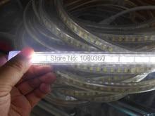120leds/m 220V led strip 5630 5730 SMD IP67 Waterproof  flexible led tape light rope Dimmable Home Garden, Super Brightness