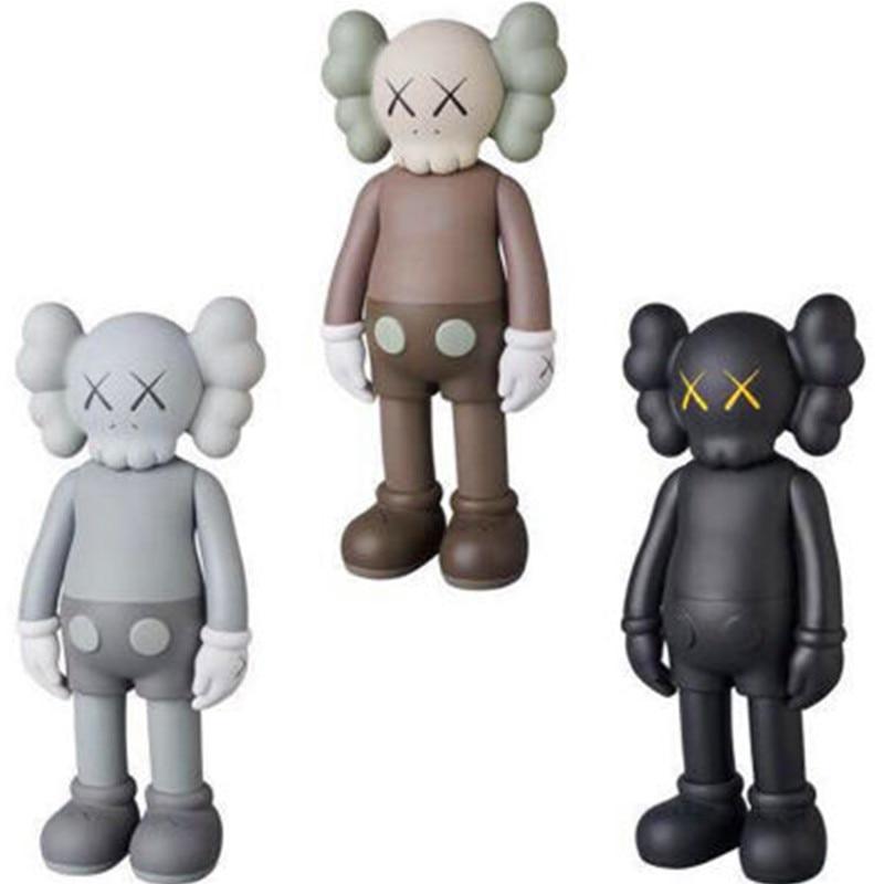 KAWS Brian VOGUE OriginalFake Art Toys BFF Street Art 8 Inch PVC Action Figure Collectible Model Toy 11 Color RETAIL BOX YI1