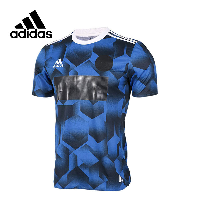 цены Adidas New Arrival 2017 Original TANC PL JSY Performance Men's T-shirts short sleeve Sportswear AZ9722