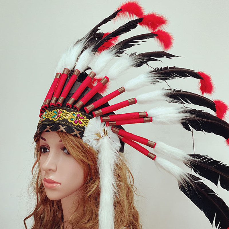 War Bonnet for Rear view Mirror. Beautiful Honey /& Gold Headdress