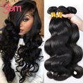 Malaysian Virgin Hair Body Wave 3 Bundles Unprocessed Virgin Malaysian Hair Gem Vip Beauty Malaysian Body Wave Human Hair Weave