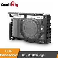SmallRig Camera Cage for Panasonic Lumix DMC GX85/GX80/GX7 Mark II 1828