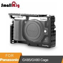 SmallRig Gabbia Fotocamera per Panasonic Lumix Dmc DMC GX85/GX80/GX7 Mark II 1828