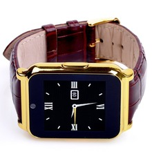 Heißer W90 Bluetooth Sport Smartwatch Gold Wasserdicht Smart Watch Phone Kamerad Für Android IOS Samsung iPhone Sony Als GT08 ZD09