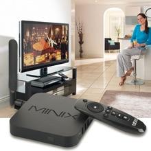 1080 p H.265/HEVC Minix NEO X6 Quad Core 1.5G (Cortex-A5) 96-1488 Mhz 4 K Wifi Quad Core Media Hub Set Top TV Box Bluetooth 4.0