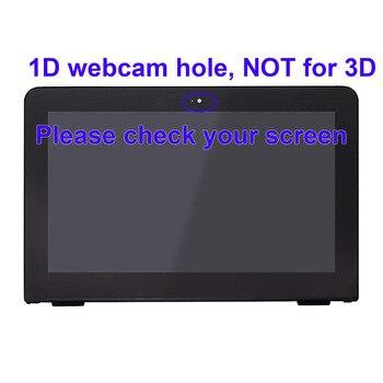 For HP Pavilion x360 11-U000ng 11-U001ng 11-U002ng LCD Display Touch Screen Glass Assembly Replacement 11.6 inch HD