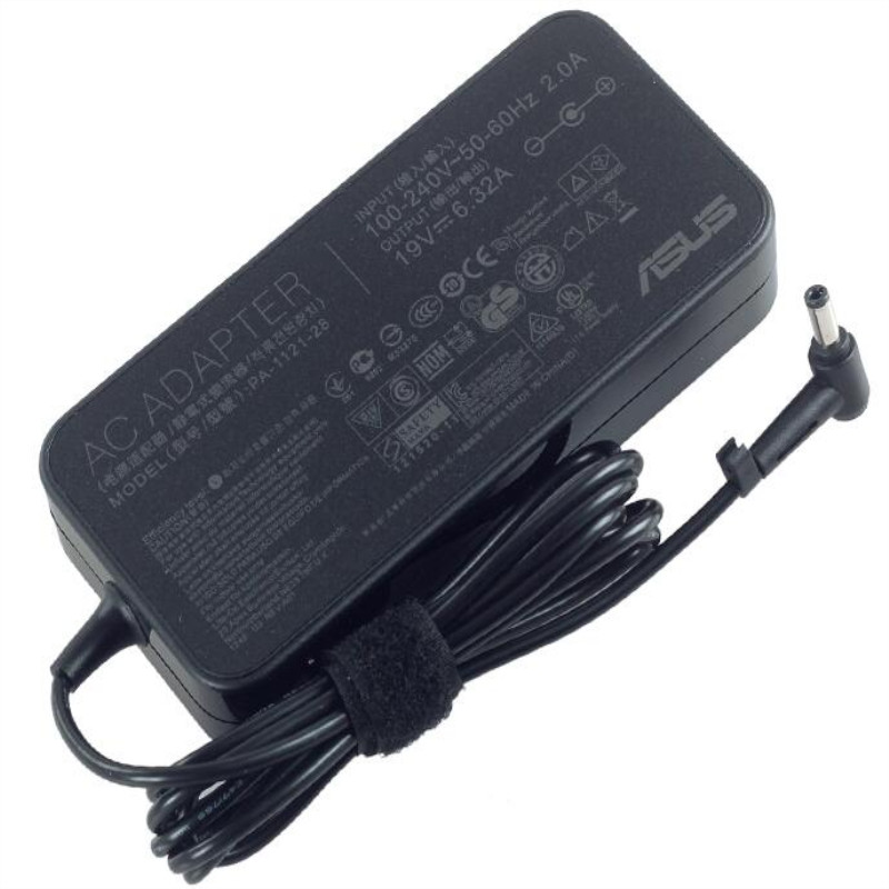 NEW For Asus Laptop Adapter 19V 6.32A 120W 5.5*2.5mm PA-1121