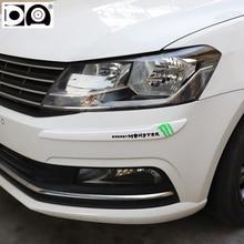 Car Anti-collision Strips Bumper Protector Edge Corner Guard 2 pcs Black/White in car-styling mouldings for Subaru series