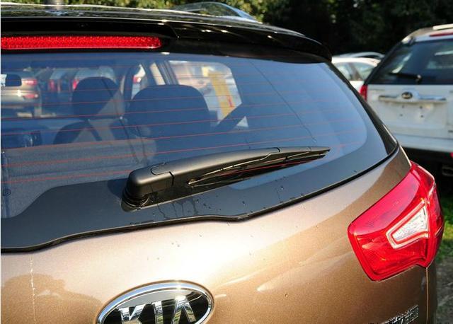 """Free Shipping For Kia Ceed 2006 2007 2008 2009 2010 2011 12"""" Rear Window Rubber Windscreen Wipers Windshield Wiper Blades"""