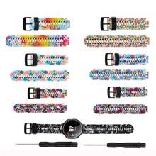 Replacement Wrist Band Strap For Garmin Forerunner 220 230 235 630 620 735XT Smart Watch Silicone Bands Sport Bracelet Belt