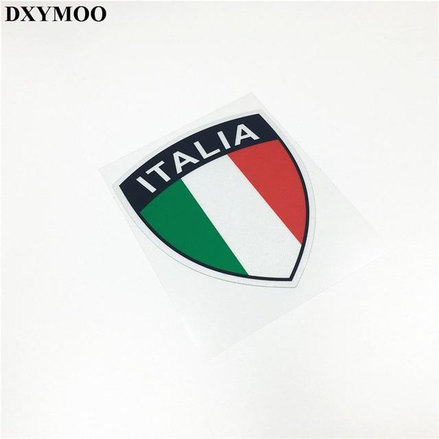 Auto Aufkleber Italia Nationalen Flagge Italien Motorrad Aufkleber