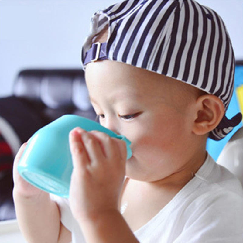 Baby Learning Drinking Cup Infant Insulation Tumble Resistant Oblique Mouth Cups Kids Cute Drinking Bottle T2157Baby Learning Drinking Cup Infant Insulation Tumble Resistant Oblique Mouth Cups Kids Cute Drinking Bottle T2157