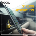 ORIGINAL HOCO CA6 metal magnetic vehicle car desktop magnetic Holder Rotating stand for iPhone Samsung universal free shipping