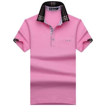 New 2019 Summer Men Brand Polo Shirt For Designer Polos Cotton Short Sleeve shirt Brands jerseys golftennis Size S-10XL