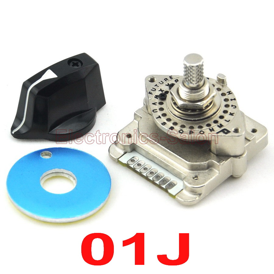 HQ Digital Code Rotary Switch, NDS-01J, Encode, for Industrial Control.HQ Digital Code Rotary Switch, NDS-01J, Encode, for Industrial Control.