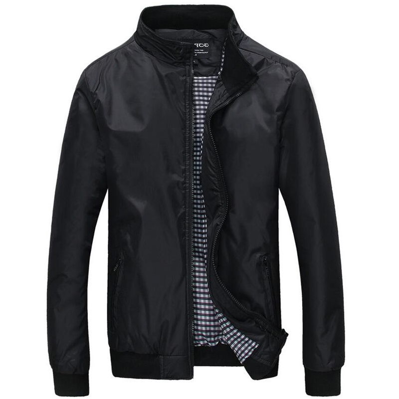 Thin Windbreaker Jacket - JacketIn