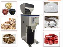 weigh filler Tea seed grain Powder particle Filling Machine 10-1000g socona 1000g
