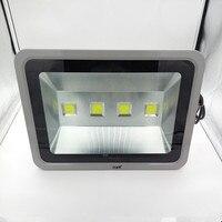 Hot Thin LED Floodlights 110V 220V Flood Lights 200W White Induction Reflector Outdoor Spotlights IP65 Garden