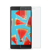 Buy 9H Tempered Glass For Lenovo Tab4 7 TB-7504F TB-7504N TB-7504X 7.0 inch Screen Protector Film Glass Guard directly from merchant!