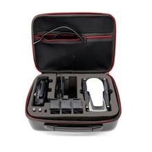mavic Air drone Body Case Handbag Storage Remote control / 4 Batteries Battery Box Spare parts Accessories PU bag