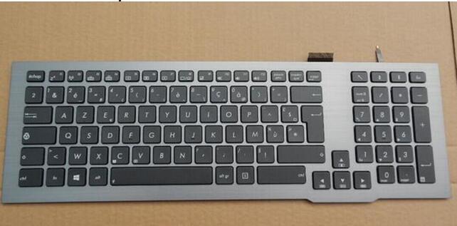 New For ASUS G75 G75V G75VW G75VX UK Compatible for US backlit keyboard