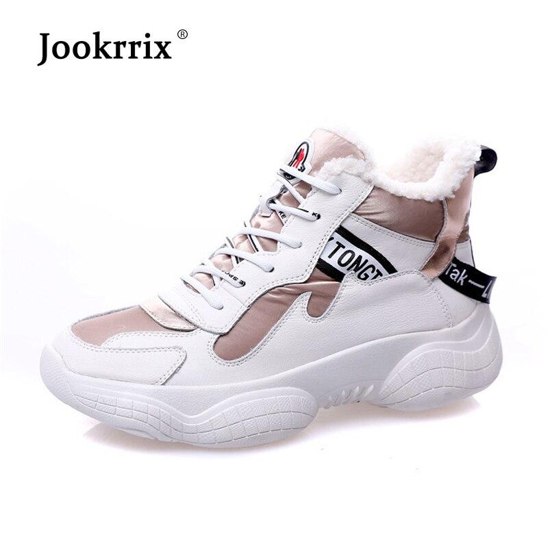 Casual forme Plate Patchwork Marque Army Fourrure Chaussure Femelle Réel  Baskets Chaussures kaki D hiver En Femmes De La Jookrrix Avec Green Mode  Cuir Dame ... c16b0c7004a1