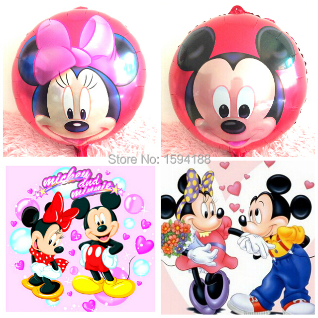 minnie mouse 1st birthday party decorations de festa globos minnie