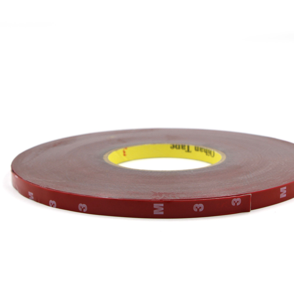 35m Double Sided Attachment Tape 3m strong acrylic adhesive film 10mm for 5050 5630 led strip light Foam Adhesive Tape 1piece 3m vhb 5952 heavy duty double sided adhesive acrylic foam tape black 150mmx100mmx1 1mm