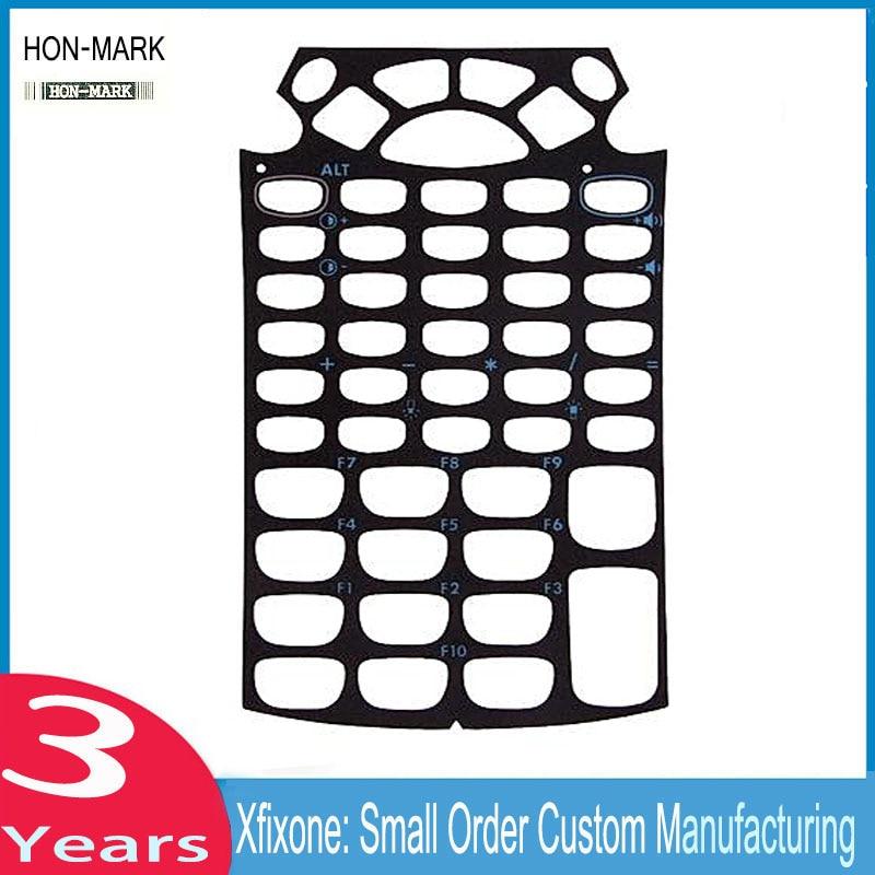 HON-MARK новый 53 ключи MC9000 наложение клавиатуры для Motorola символ MC9000 MC9060 MC9090 mc9190g Mobile КПК штрих-код ручной терминал