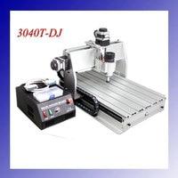 3 Axis CNC Engraver Engraving Cutting Machine CNC 3040 3040T DJ 20x 3 175mm 1 8
