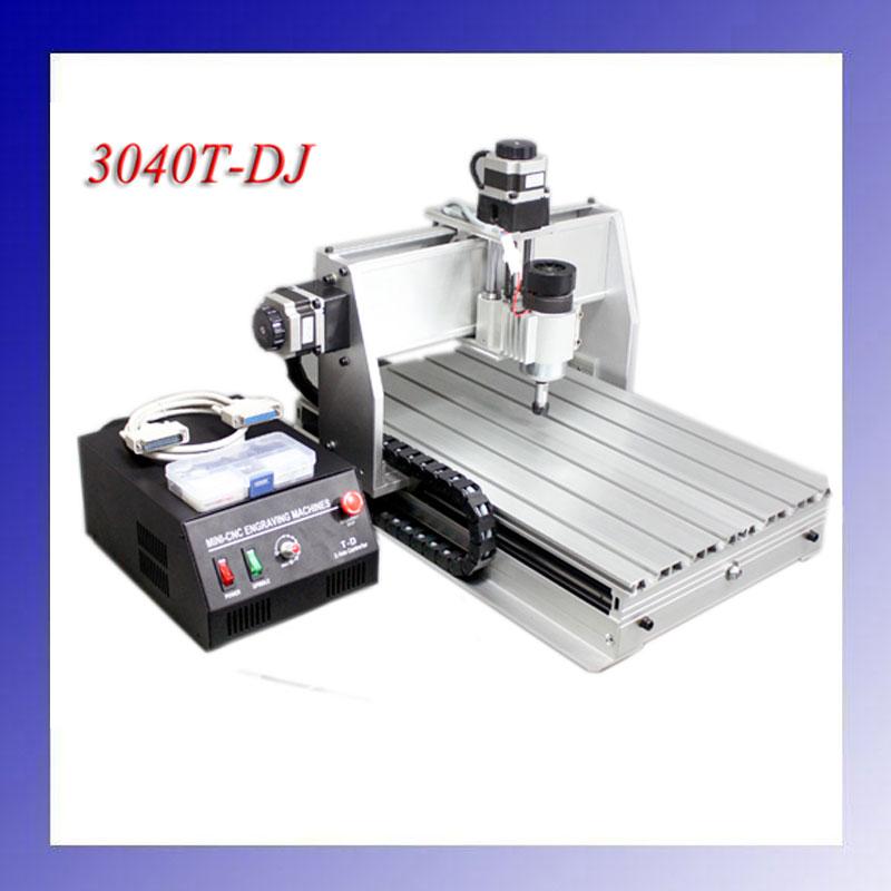 3  Axis CNC Engraver Engraving Cutting Machine CNC 3040 3040T-DJ