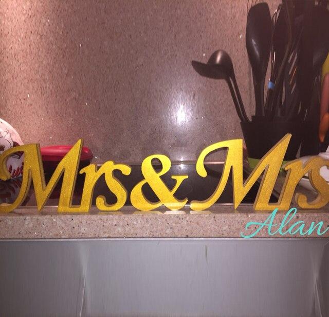 free shipping Mr Ms Jin Seji signed wood PVC word wedding