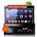 "Erisin ES3090A 7 ""HD 1Din Android 4.4.4 Quad Core Coches Reproductor de DVD GPS WiFi OBD DAB/DTV-IN"
