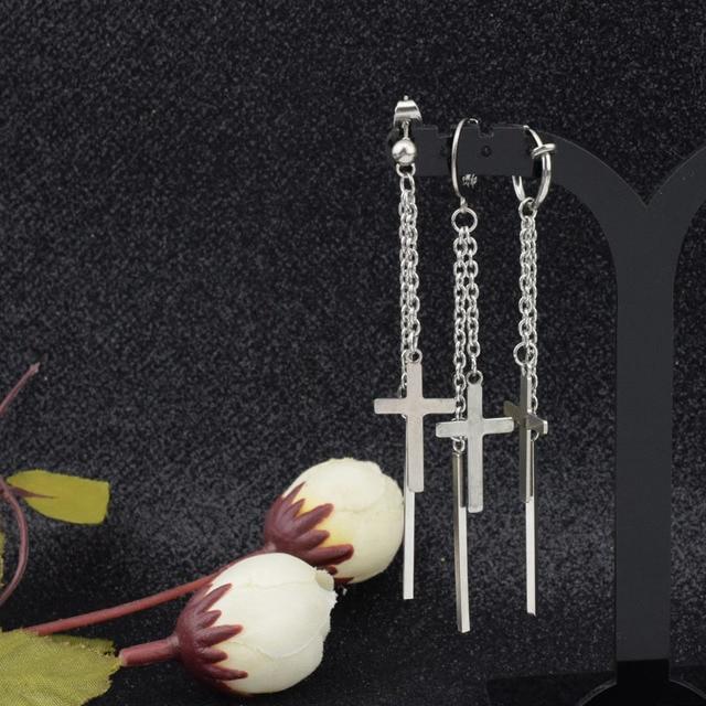 Bts Earring Mens Tainless Steel Earring Guys Jewellery Accessory