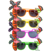 Decorations Wedding Decor Pineapple Sunglasses Hawaiian Funny Glasses Event Supplies 2019 Beach Party Novelty Flamingo