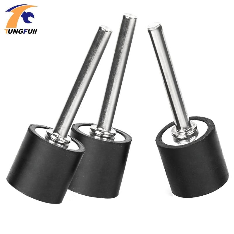 Tungfull Power Tools Grinding Wheels Dremel Accessories Polishing Dremel Tool Rotary Grinder Tools Sanding Drum Mandrel Dremel