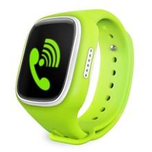 Neue smart watch kind gps gsm tracker sim für kinder sos für android-handys iso alarm smartwatch
