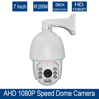 Analog HD 1 3MP AHD Speed Dome Camera With BNC RS485 AHD Medium Speed Dome Camera