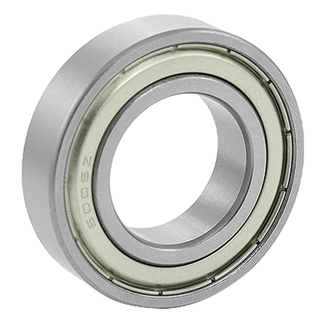 Bifi Горячая 25 мм id 47 мм диаметр 12 мм Ширина радиальный двойной экранированный ось колеса шарикоподшипник 6005z