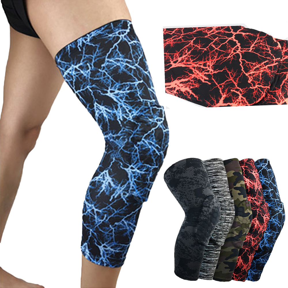 Sports Knee Protectors For Basketball Running Anti-collision Protective Gear SPSLF0006