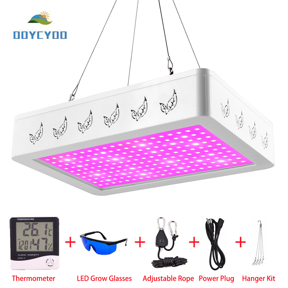 OOYCYOO LED grandir lumière/1000/1500/2000/3000 W spectre complet pour la lumière LED de croissance de la carpe végétale à effet de serre à l'intérieur