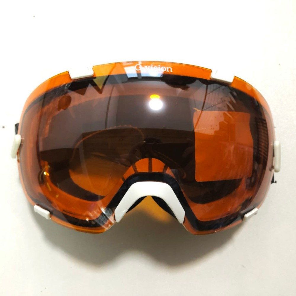 Goggle Ski Anti Fog Professional Double Ski Goggles UV400 Anti-Fog Big Ski Mask Glasses Goggles Snowboard Snowboard Skiing Eyewear