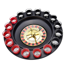 Funny Drinking Roulette Party Board Game