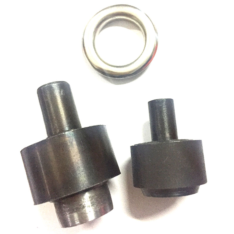 Eyelet Setting Tool Grommet Die Set For Universal Hand Press Machine 2mm - 20mm