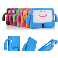 New Shockproof Children 3D Cute Cartoon For Samsung Galaxy TabE T560 9 6 Case High Quality