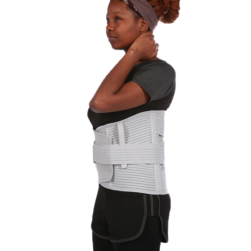 FULI belt back waist and abdomen support medical care lumbar support to reduce lumbar vertebrae Body plastic belt FLJ 1001 in Braces Supports from Beauty Health